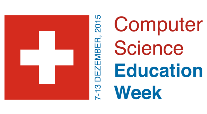 Swiss CSedweek 2015 vom 7. – 13.12.15