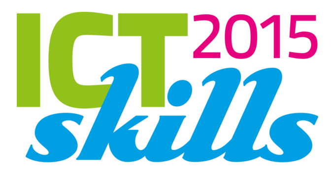 Teilnahme an ICTSkills 2015 vom 8. – 10.9.2015