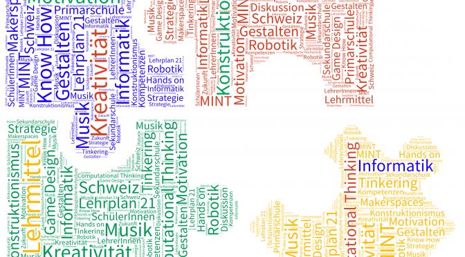 Tagung zu informatischer Bildung in der Primarschule bei Google am 16.9.15