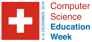 Swiss CS Ed week 2019 Logo